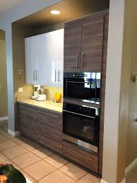 ikea kitchen wall oven cabinet tina chose a microwave oven oven combination both
