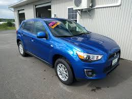 mitsubishi rvr 2015 black used 2015 mitsubishi rvr se awd in fredericton used inventory