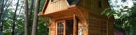 Small Cabin Kits Minnesota Cabin Bunkie Summerwood