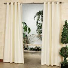 outdoor curtain rods ideas home designing decorative outdoor