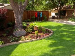 Synthetic Grass Backyard Synthetic Grass Cost Dewar Oklahoma Landscape Rock Beautiful