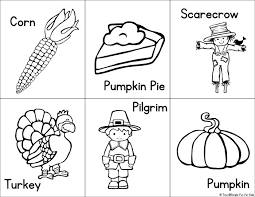 thanksgiving matching for toddlers simple for