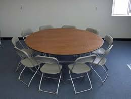Rent Round Tables by Round Party Tables For Rent