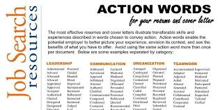 100 active verbs for resumes receptionist resume sample u0026