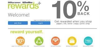 Does Office Depot Make Business Cards How Does Office Depot Rewards Work 10 Cash Back