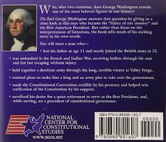 quotes from george washington about the constitution the real george washington american classic series audio
