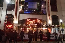sevilla nightclub and cafe in long beach sevilla nightclub