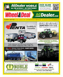 wheel u0026amp deal alberta september 30 2013 by farm business