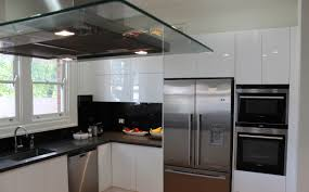 kitchen contemporary white kitchen ideas roaster convection