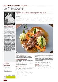 que veut dire r駸erver en cuisine le petit gourmet n 5h juin 2017 page 46 47 le petit gourmet n