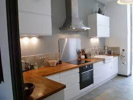 cuisine blanche mur gris couleur mur cuisine blanche house door info