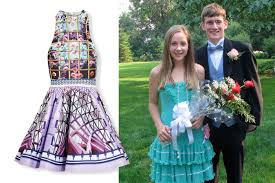 Jessica Pels What Teen Vogue U0027s Editors Wore To Prom And What We U0027d Pick If We
