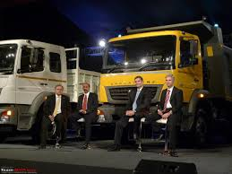 mercedes trucks india price bharatbenz launches three heavy duty trucks in india team bhp