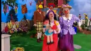 the big comfy couch fibberish gibberish video dailymotion