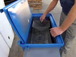 heated parts washer cabinet jetsink small parts washer emc youtube