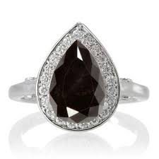 white and black diamond engagement rings oval black diamond engagement rings black diamond engagement