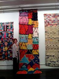 not your ordinary area rug boucherouite rugs from fort street