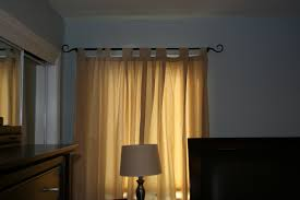 half curtain rods collection circle shower rods photos lighting