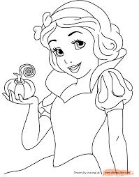 disney halloween coloring pages 5 disney u0027s world of wonders