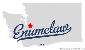 enumclaw wa map map of enumclaw wa washington