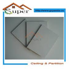 Vinyl Faced Ceiling Tile by 9mm Vinyl Faced Gypsum Board Ceiling Tiles On Aliexpress Com