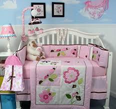 Soho Crib Bedding Set 13 Ladybug Baby Nursery Crib Bedding Set