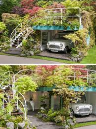 12 Car Garage by 12 Inspirational Garden Designs From The 2016 Chelsea Flower Show