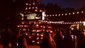 del taco halloween horror nights l a haunts los angeles haunted hayride is a 100 percent plant