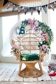 Bridal Shower Chair This Malibu Barbie Themed Bridal Shower Is Filled With The Most