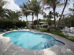Houses To Rent In Miami Beach - miami beach rentals in a house for your vacations with iha direct