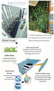 alibaba china supplier self watering hydroponic grow systems