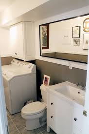 bathroom laundry ideas half bath laundry room combo at home design ideas home