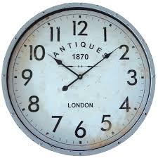 antique 1870 wall clock yosemite home decor wall mounted clock