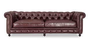 Leather Sofas Modern Mid Century Modern Leather Sofas Loft Modern Leather