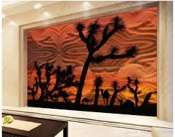 room modern wallpaper customized wallpaper for walls sandstone room modern wallpaper customized wallpaper for walls sandstone desert texture camel silhouette tv background wall mural painting photos 3d customized
