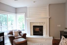 love of homes fireplace reveal