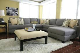 chaise lounges small gray sectional sofa for space with chaise