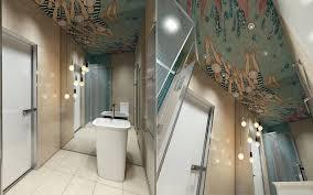 Bathroom Ceilings Bathroom Ceiling Art Interior Design Ideas