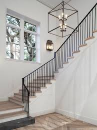 best 25 black stair railing ideas on pinterest black banister