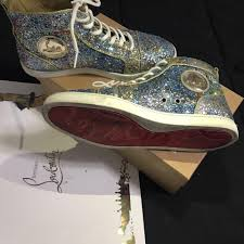 christian louboutin sneakers multicolor athletic shoes from m1313