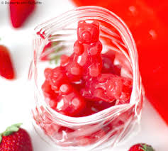 make your own gummy bears healthy strawberry gummy bears sugar free desserts