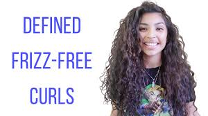 healthy u0026 natural curly hair care tips youtube
