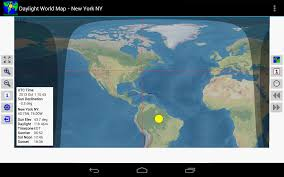 Utc Time Zone Map by Daylight World Map Android Apps On Google Play