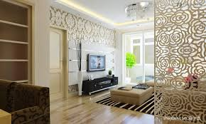 living room partition interior tips living room partition wall designs for space savvy