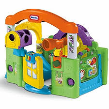 little tikes light n go activity garden treehouse little tikes activity garden baby playset mga entertainment amazon