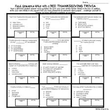 freebie thanksgiving trivia find someone who by bring lit on tpt