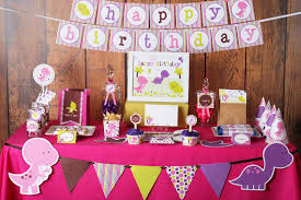 dinosaur birthday party supplies girl dinosaurs birthday party printable decorations instant