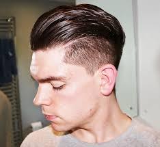 google model rambut laki laki potongan rambut laki laki terbaru fashion modern 2018