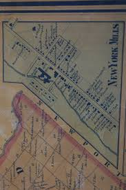 Utica New York Map by 1858 Map Of Oneida Co Ny