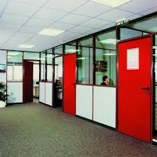 cloisonnette de bureau cloison amovible cloison modulaire aménagement d espace de